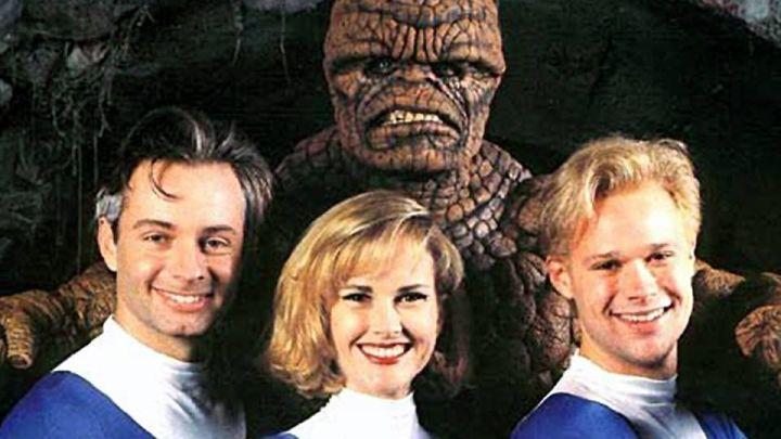 Bad Marvel Movie Fantastic Four